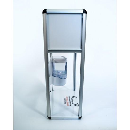 Distributeur de gel...